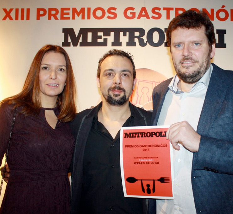 O Pazo de Lugo, premio Metrópoli
