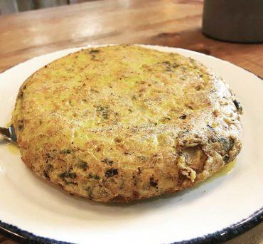 O Pazo de Lugo, la mejor tortilla gallega en Madrid