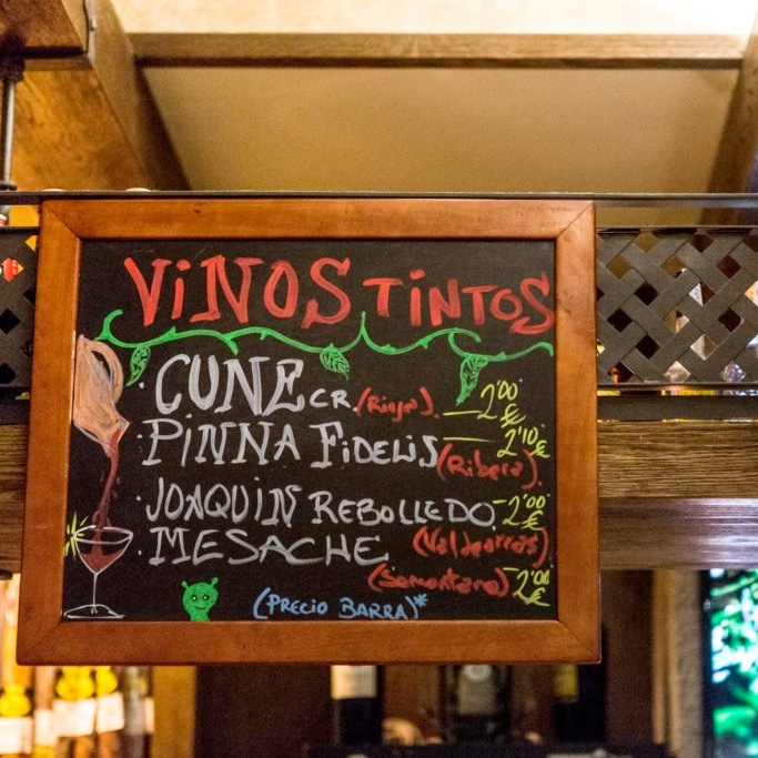 O Pazo de Lugo, vinos artesanos